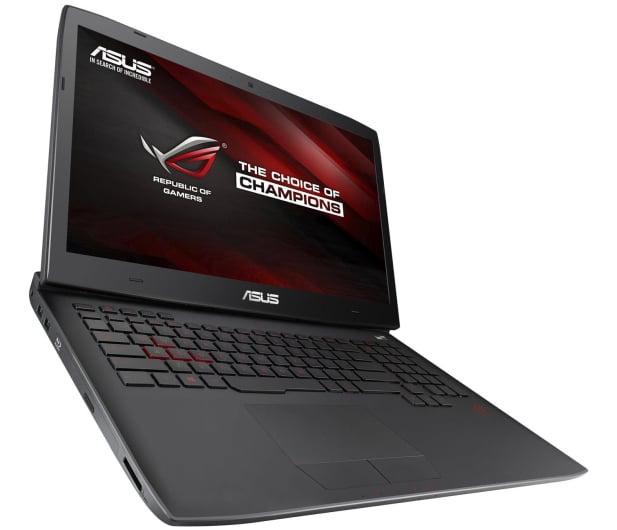 ASUS G751JT-T7010H i7-4710HQ/8GB/1TB/DVD/Win8 GTX970  - 212610 - zdjęcie 3