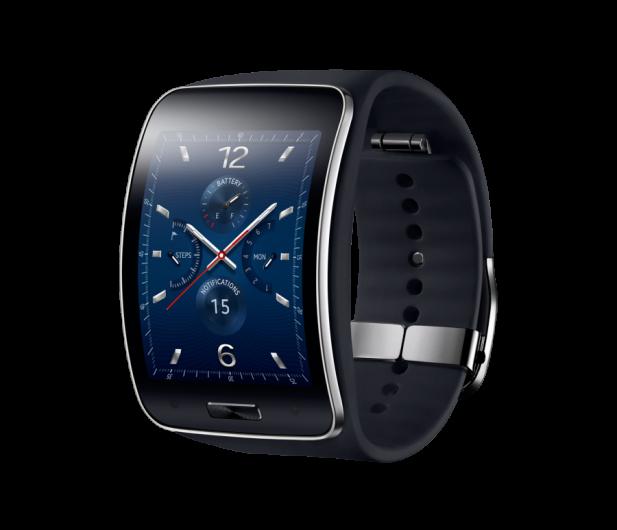 Samsung Gear S Sm R7500 Czarny Inteligentne Zegarki Sklep Komputerowy X Kom Pl