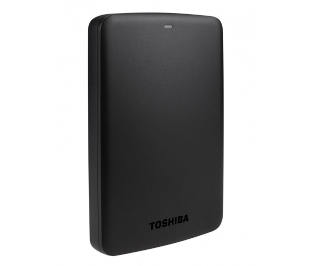Toshiba 1TB Canvio Basics 2,5'' czarny USB 3.0 - 204828 - zdjęcie 3