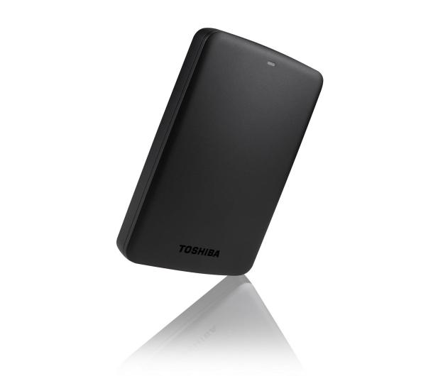 Toshiba 1TB Canvio Basics 2,5'' czarny USB 3.0 - 204828 - zdjęcie 6