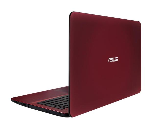 ASUS K555LD-XO122 i3-4010U/4GB/1TB GF820 czerwony - 213847 - zdjęcie 2