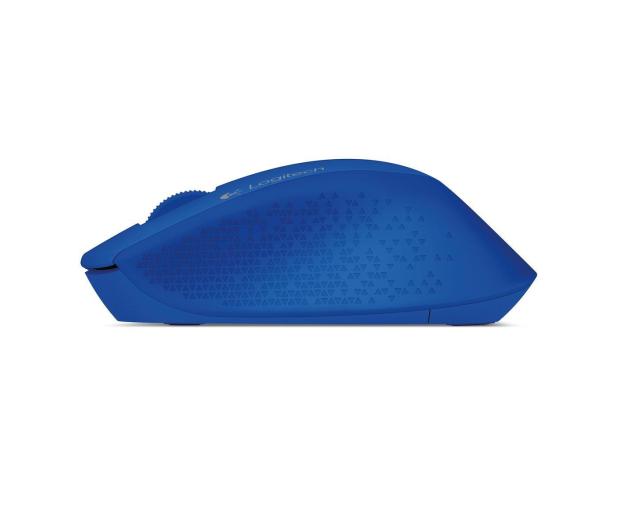 Logitech M280 Wireless Mouse niebieska - 210363 - zdjęcie 4