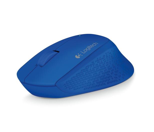 Logitech M280 Wireless Mouse niebieska - 210363 - zdjęcie 3