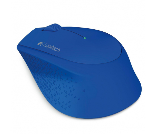 Logitech M280 Wireless Mouse niebieska - 210363 - zdjęcie 2