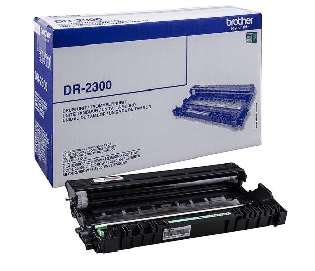 Brother DR2300 do 12000 zadań (bęben) - 214326 - zdjęcie 2