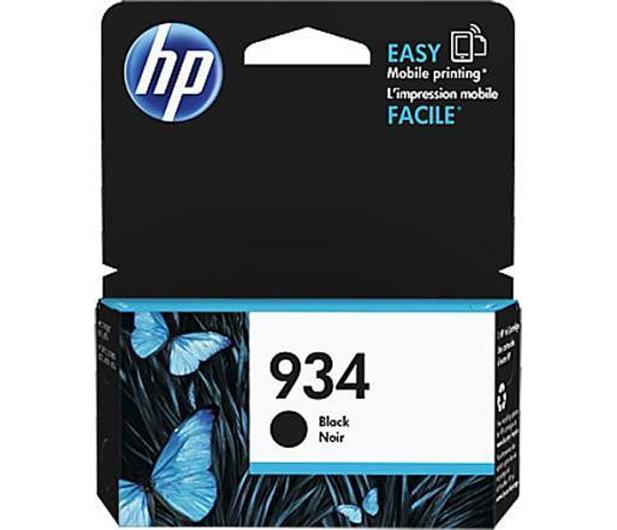 HP 934 black 400 str - 215166 - zdjęcie