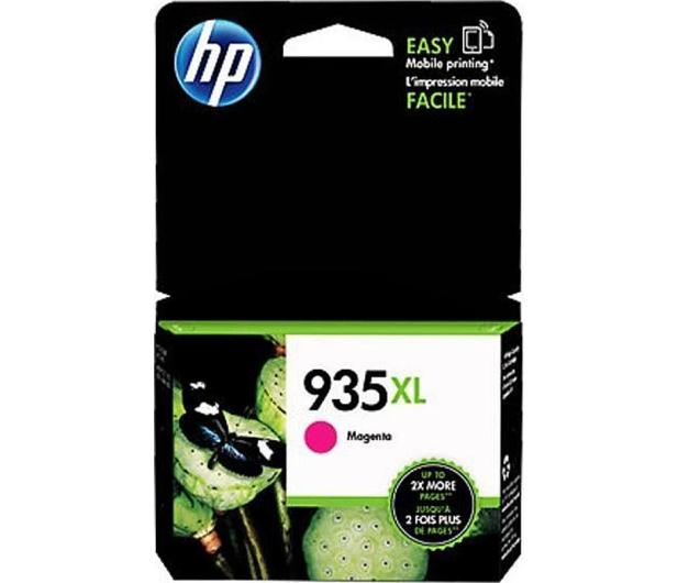 HP 935XL  magenta 825 str. - 215172 - zdjęcie