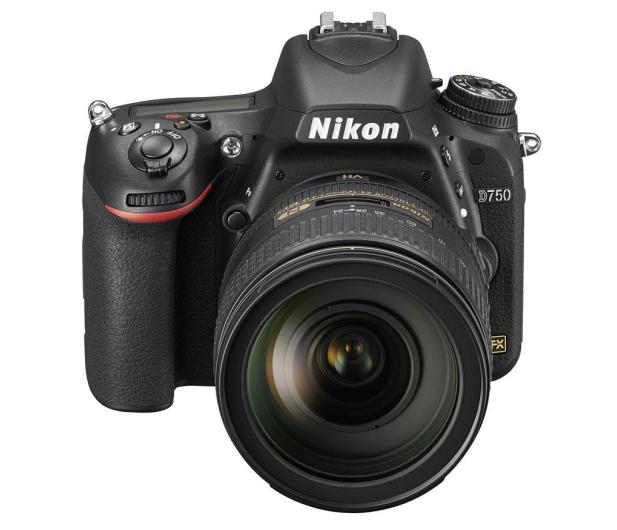 Nikon D750 + 24-120mm f/4G ED VR - 214312 - zdjęcie 2