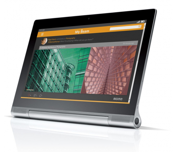 Lenovo Yoga 2 Pro Z3745/2GB/32GB/Android 4.4 QHD srebrny - 210574 - zdjęcie