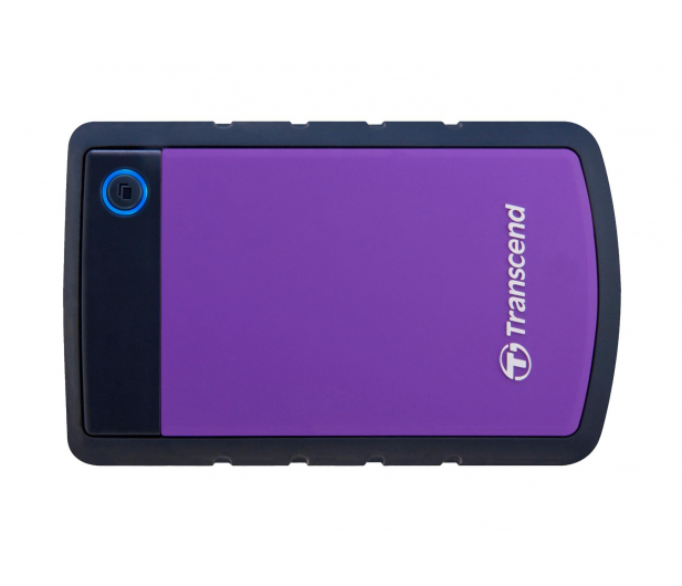 Transcend StoreJet 25 H3P 1TB USB 3.0 - 218406 - zdjęcie 3