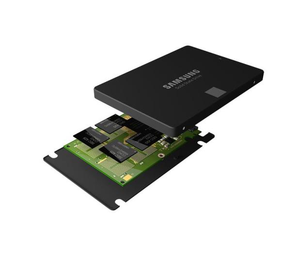 Samsung 250GB 2,5'' SATA SSD Seria 850 EVO - 216483 - zdjęcie 10
