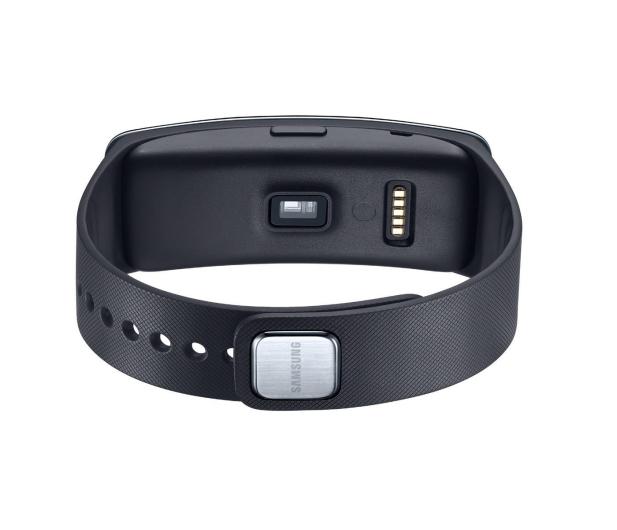 Samsung Gear Fit czarny - 220696 - zdjęcie 4