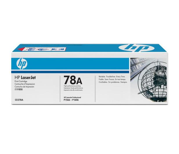 HP 78A  black 2100str. - 55204 - zdjęcie
