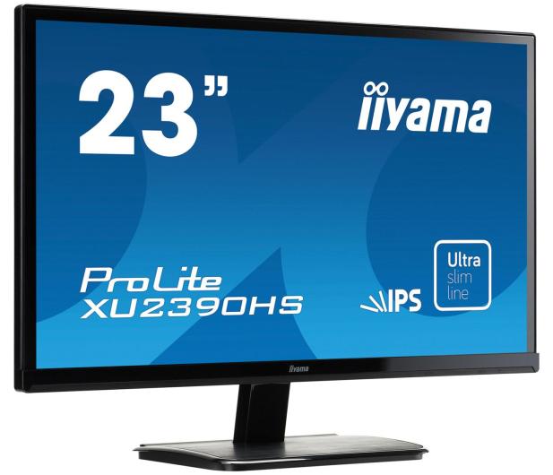 iiyama XU2390HS-B1 - 170826 - zdjęcie 2