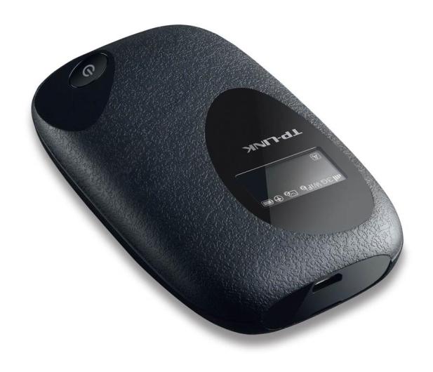 TP-Link M5350 WiFi b/g/n 3G (HSPA+) 21Mbps przenośny - 165046 - zdjęcie 2