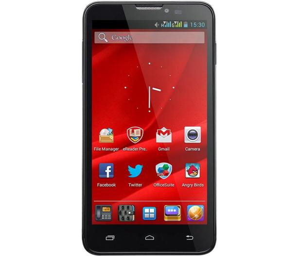 Prestigio MultiPhone PAP 5300 DUO czarny - 168449 - zdjęcie