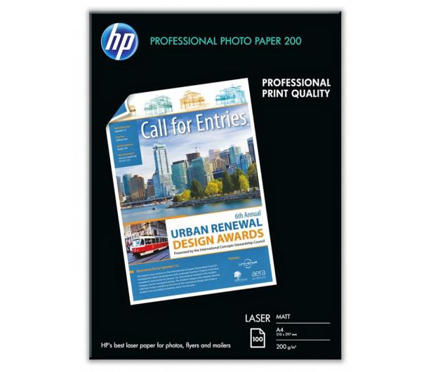 HP Papier fotograficzny (A4, 200g, matowy) 100szt. - 44694 - zdjęcie