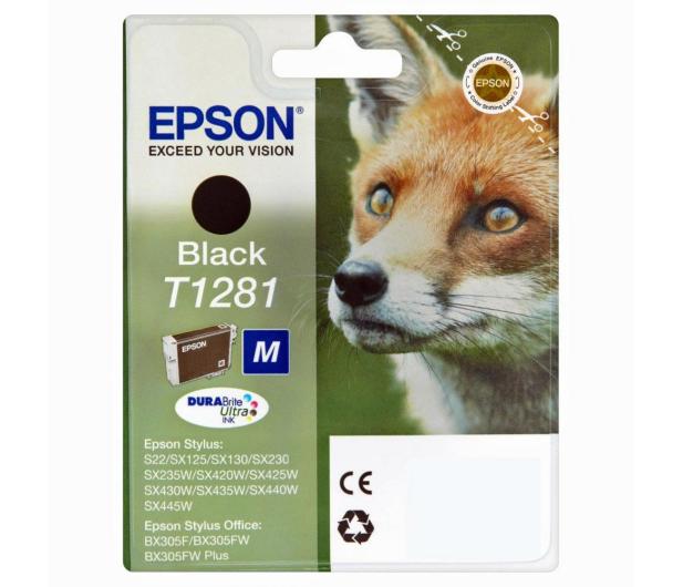 Epson T1281 black 5,9ml - 57178 - zdjęcie