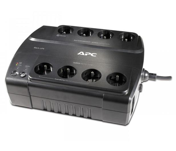 APC Back-UPS ES (700VA/405W, 8xPL, 1,8m) - 51100 - zdjęcie