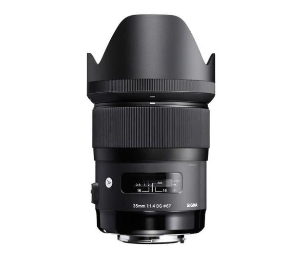 Sigma A 35mm f1.4 Art DG HSM Nikon - 166430 - zdjęcie