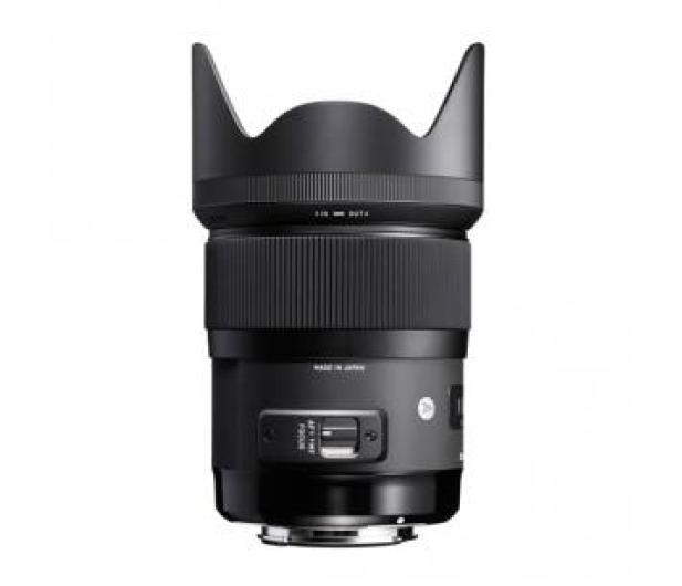 Sigma A 35mm f1.4 Art DG HSM Nikon - 166430 - zdjęcie 2