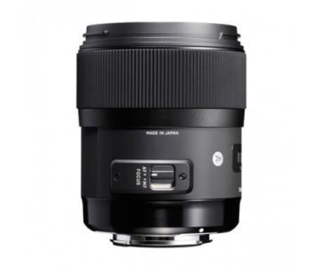 Sigma A 35mm f1.4 Art DG HSM Nikon - 166430 - zdjęcie 3