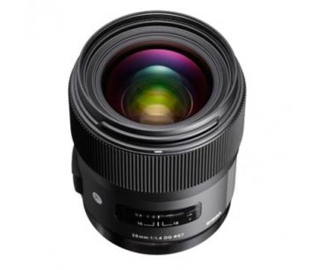 Sigma A 35mm f1.4 Art DG HSM Nikon - 166430 - zdjęcie 4