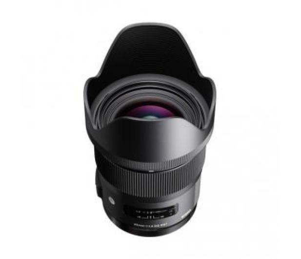 Sigma A 35mm f1.4 Art DG HSM Nikon - 166430 - zdjęcie 5