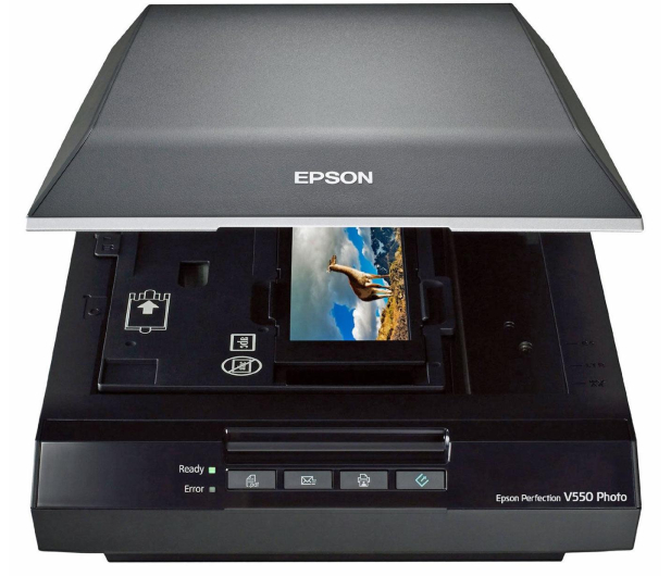 Epson Perfection V550 Photo - 165417 - zdjęcie 2