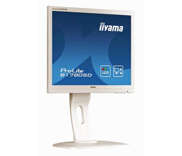 iiyama B1780SD biały  - 172819 - zdjęcie 10