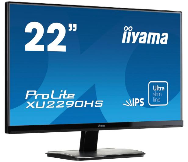iiyama XU2290HS czarny - 175312 - zdjęcie 2