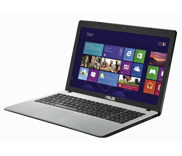 ASUS R513CL-SX205H 2117U/4GB/500/DVD/Win8 GF710M biały - 175203 - zdjęcie 4