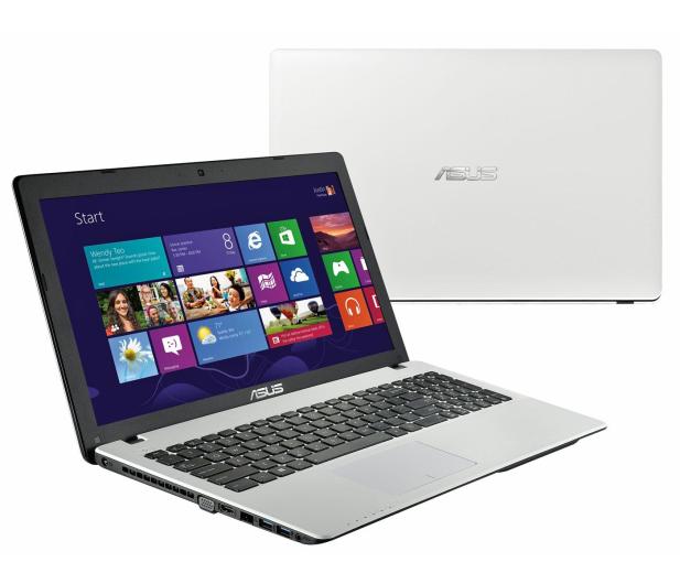 ASUS R513CL-SX205H 2117U/4GB/500/DVD/Win8 GF710M biały - 175203 - zdjęcie