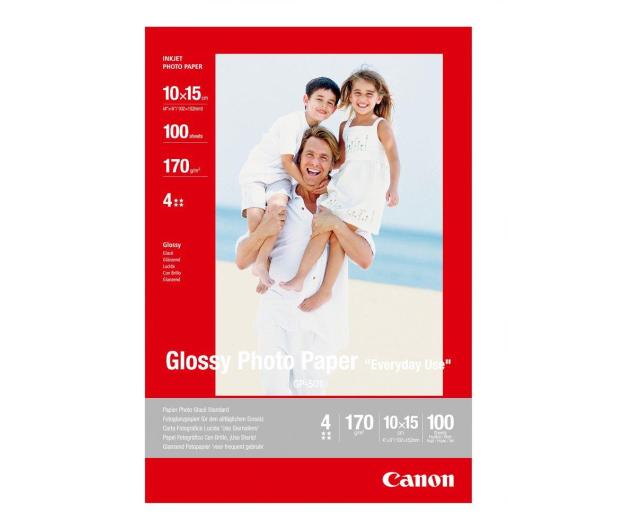Canon Papier fotograficzny GP-501 (10x15, 170g) 100szt - 56035 - zdjęcie