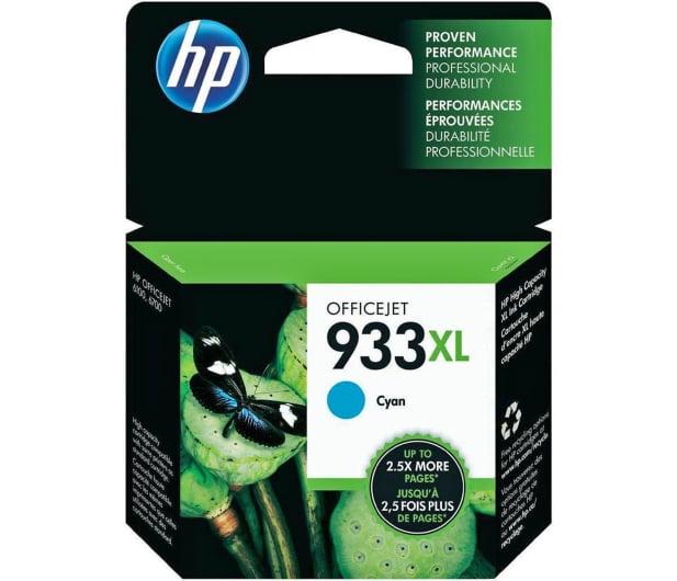 HP 933XL CN054AE cyan 8,5ml - 118773 - zdjęcie