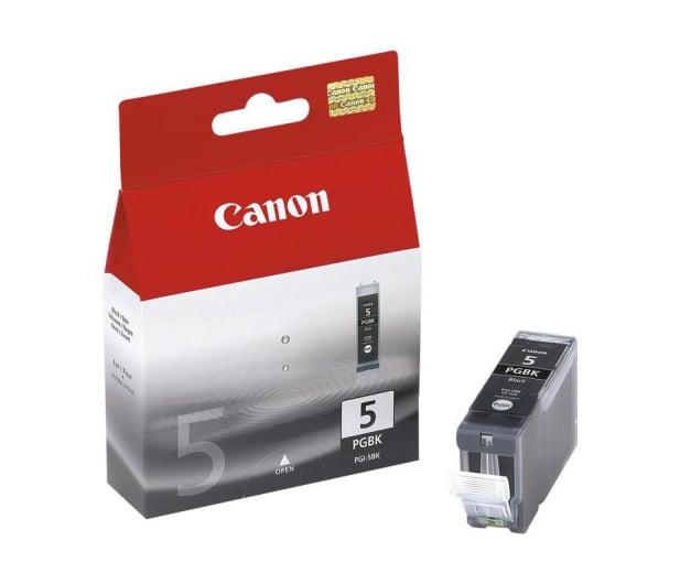 Canon PGI-5BK black 26ml - 12278 - zdjęcie