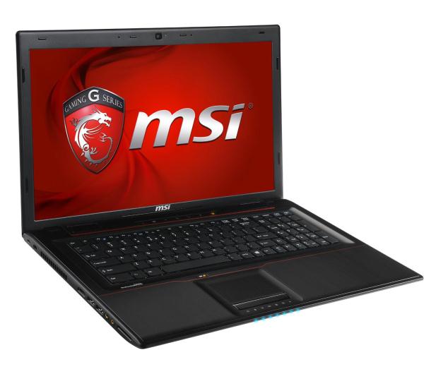 MSI GP70 Leopard i5-4200H/8GB/120+1000/DVD-RW GT840M - 188531 - zdjęcie 20