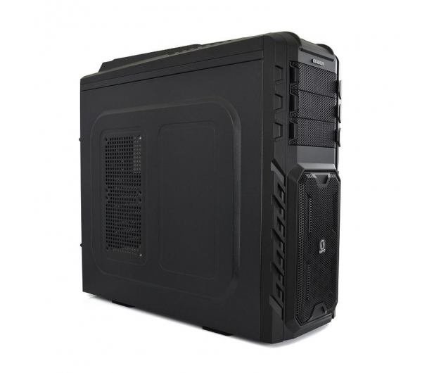 SilentiumPC Gladius X60 Pure Black - 177175 - zdjęcie