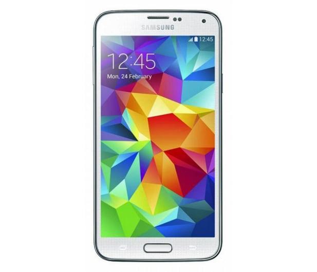 Samsung Galaxy S5 G900 biały + Galaxy Gear czarny - 179422 - zdjęcie 4