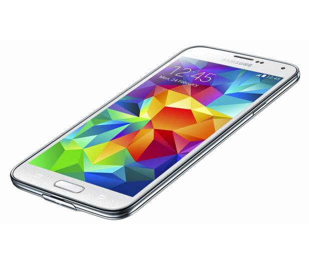 Samsung Galaxy S5 G900 biały + Galaxy Gear czarny - 179422 - zdjęcie 3