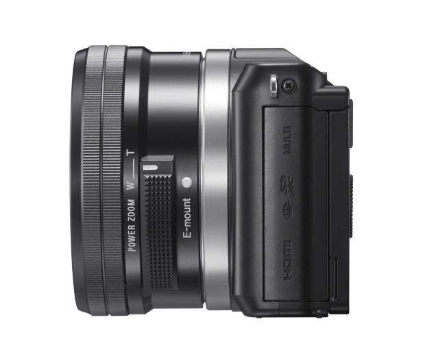 Sony Alpha a5000 + 16-50 + 55-210 (ILCE-5000Y) czarny - 177470 - zdjęcie 6