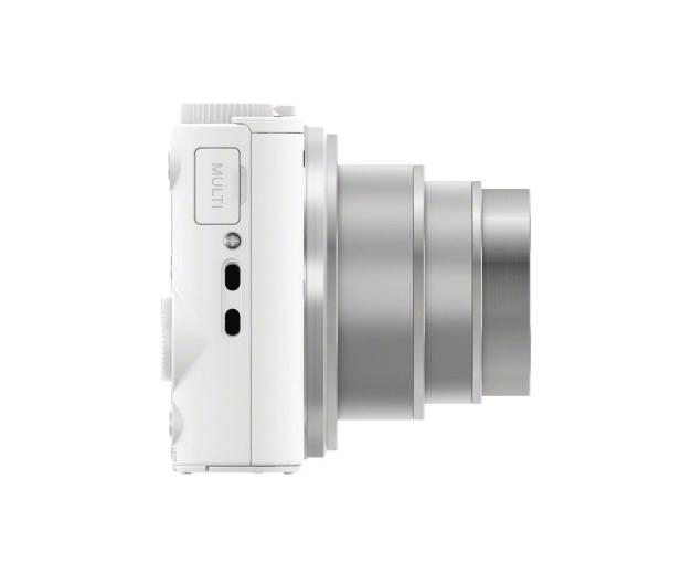 Sony DSC-WX350 biały - 177414 - zdjęcie 4