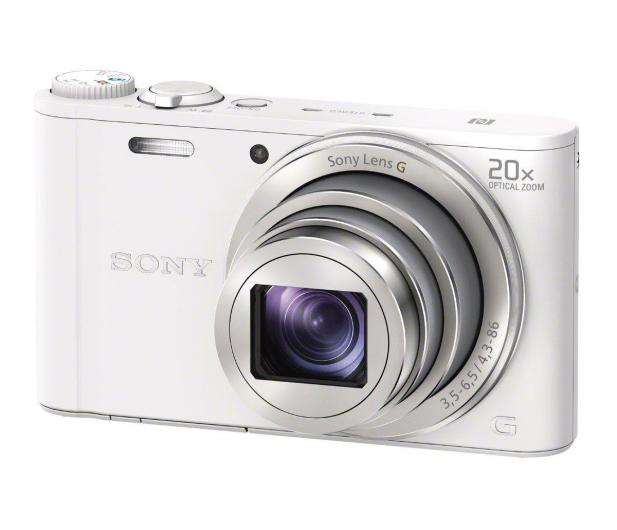 Sony DSC-WX350 biały - 177414 - zdjęcie 5