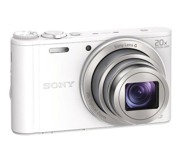 Sony DSC-WX350 biały - 177414 - zdjęcie 2
