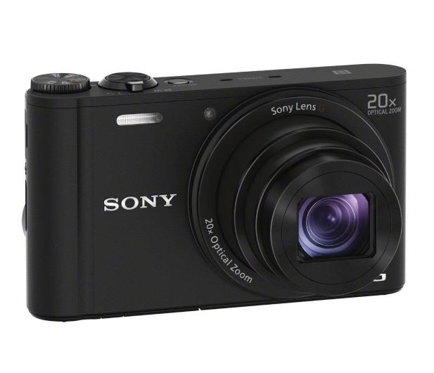 Sony DSC-WX350 czarny - 177411 - zdjęcie 3