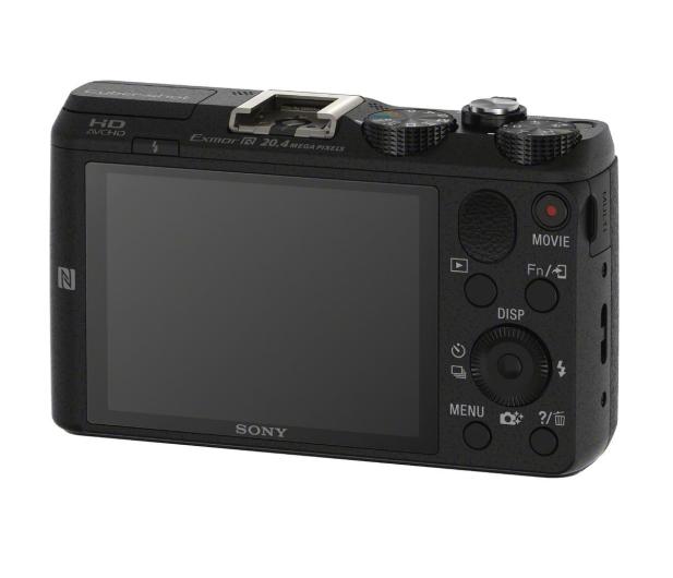 Sony DSC WX220 czarny - 177409 - zdjęcie 3