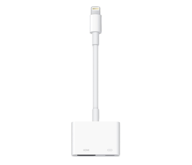 Apple Adapter Lightning - HDMI  - 151749 - zdjęcie