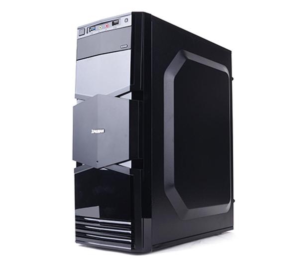 Zalman ZM-T3 czarna USB 3.0 - 164381 - zdjęcie 2