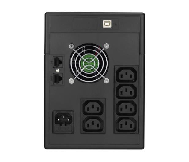 Power Walker VI 2000 PSW (2000VA/1400W, 6xIEC, USB, LCD, AVR) - 176715 - zdjęcie 2