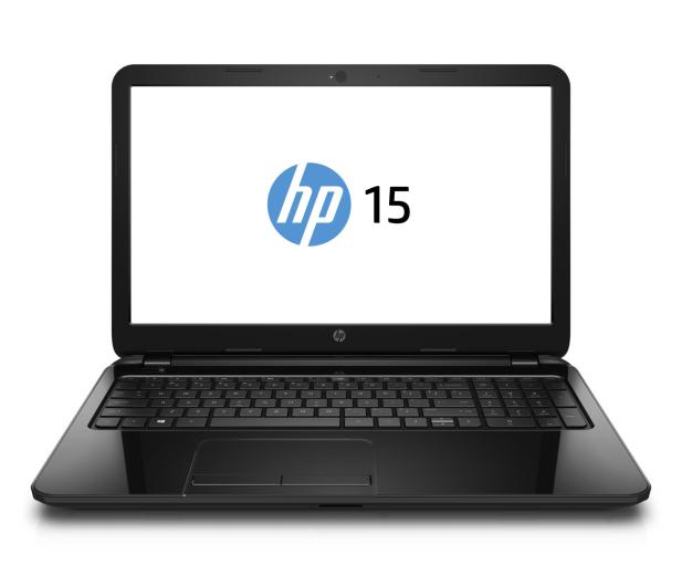 HP 15-g003sw E1-2100/4GB/500/DVD-RW HD8210 - 181152 - zdjęcie